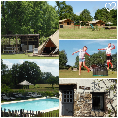 Domaine la Mathoniere | kidsproofvakanties.com