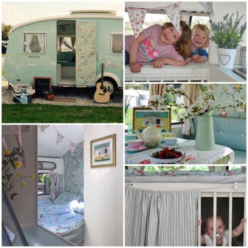 Vintage Caravan Hotel | kidsproofvakanties.com